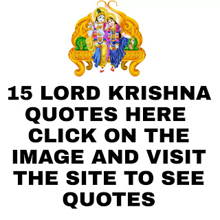 lord krishna quotes life