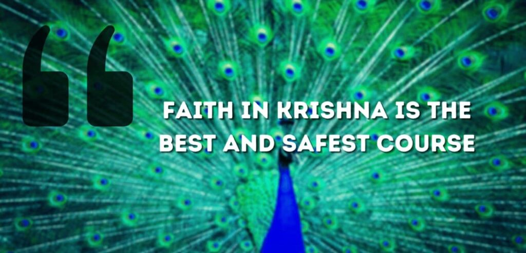best lord krishna quotes